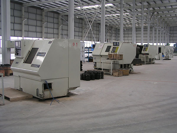 Fine machining equipment (CNC numerically controlled lathe)